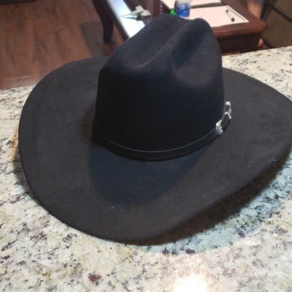 Resistol Cowboy Hat. M 5b422e31fe5151c90734a789 7657114882e